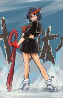 Killlakill weeklyChallenge apr15 by 2POPE