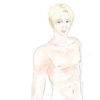 Johan Liebert BARE by lucy1735
