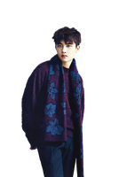 Kyungsoo for Elle Korea by iamsyerah