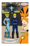 Thunder Force Page 2 by mja42x