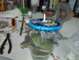The Great A'Tuin WIP Stage 10 side port by gmfate