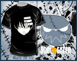 Death shirt by GeneGueco