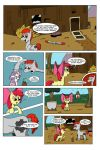 MLP - CMC and Gear Loose - Page 9 by Cartoon-Eric
