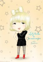 Lady Hee Hee for kaiXnaraXchanyeol by Lanaleiss