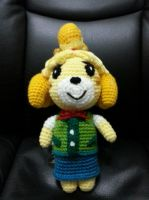 Animal Crossing Isabelle by gardensofmay