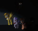 FNAF Ponies. by Captainsnarkyninja