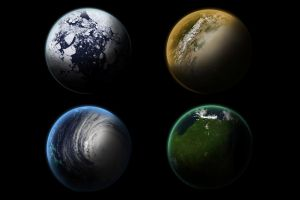 Planets Stock by dandimann46
