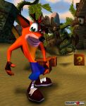 Crash Bandicoot 36 by BrandiSwick227
