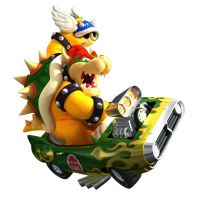 Bowser Kart Wii Poster by DryBowzillaJP