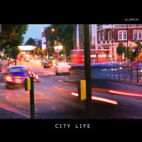 Another night in London Town by mcDarius
