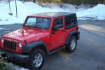 My new Jeep 2.0 by natureguy
