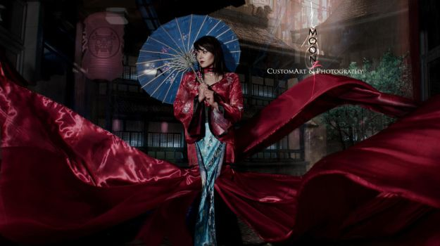 Geisha 2 by AM4Y786