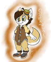 Steampunkery by HuskySoFly