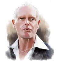 Paul Gascoigne by pensilstudio