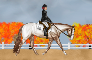 MPL Tequila hunter entry by Wild-Rose-Ranch