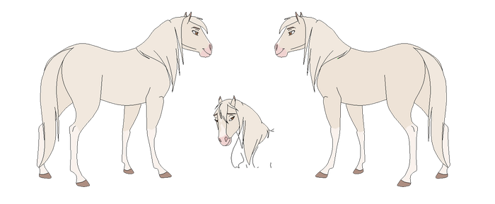 Ivory by LostCreekStables