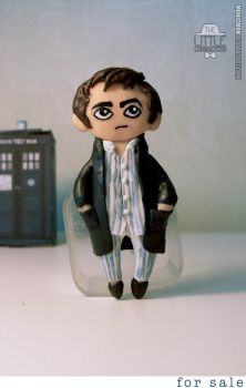 Tenth Doctor (Just After Regeneration) by Monicmon