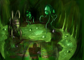 Tainted Grotto by Michos9