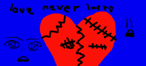 love never lasts by mariathekiller12