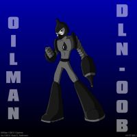 DLN-00B Oilman by TheRealSneakers