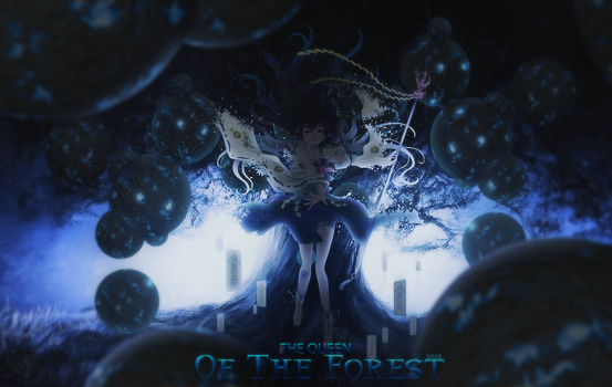 The Queen Of The Forest by Shaxib