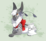 { ADVENT DAY 11 } Silver Bells - OVER by Lilwolfpard