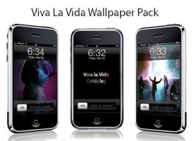Viva La Vida iPhone Wallpapers by fenix61