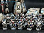 101st Airborne and 10th Mountain Space Marines by denofimagination