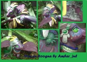 My little pony Mayan Roogna by AmbarJulieta