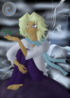 Feel the air- Marik by FuturePharaohMarik