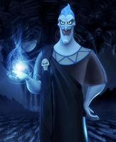Hades by aemiliuslives