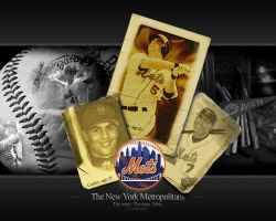 New York Mets Wallpaper by UNTITLED-PROJECT