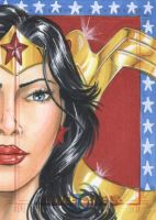 Wonder Woman JLA Archives by Dangerous-Beauty778