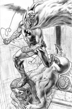 Batman Fabry 2015 by GlennFabry