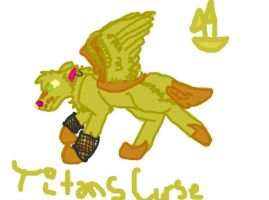 TitansCurse by lubca