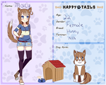 HT Macy App by Sarrie-Chan
