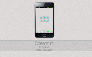 Spearmint Icons for Android by xNiikk