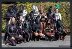 Fury Fall 2014 family picture by AbrX