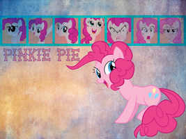 Pinkie Pie Wallpaper by phasingirl