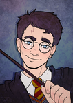 You're a wizard, Harry. by Yokiito