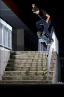 Thomas - Crook Grind by SnoopDong