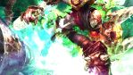 Singed LoL by daelly