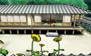 PACK DL traditional Japanese house -Drawing style- by amiamy111