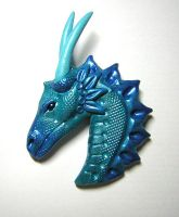 Blue Dragon by eerok1955