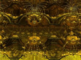 Golden Portals by PhotoComix2