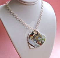 NEW Mad Tea Party Necklace 2 by FatallyFeminine