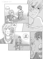 Shut up I love you (comic, page 1) by Y-n-Y