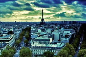 Paris City by Hamrani