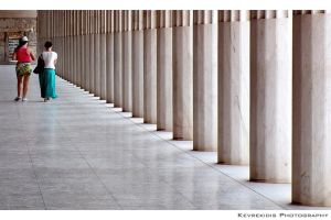 Stoa of Attalus by Kevrekidis