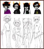 Fantrolls by Fernvie